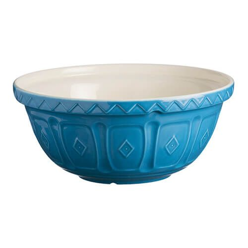 Mason Cash Colour Mix S18 Azure Mixing Bowl 26cm