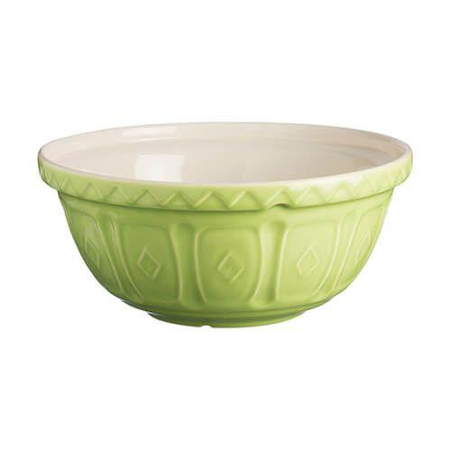 Mason Cash Colour Mix S24 Bright Green Mixing Bowl 24cm