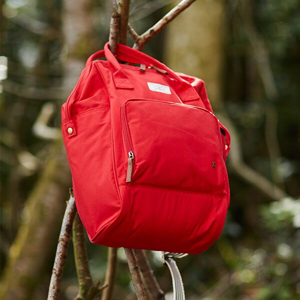 Joules Red Coast Rucksack