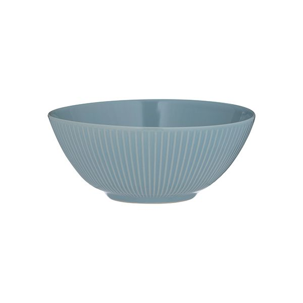 Mason Cash Linear Blue Cereal Bowl