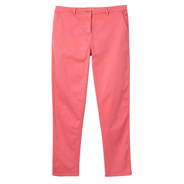 Joules Hesford Rose Hip Chino Size 8