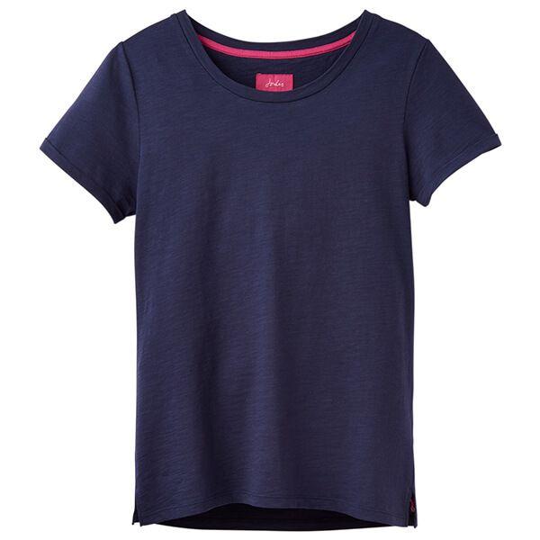 Joules Nessa French Navy Lightweight Jersey T-Shirt