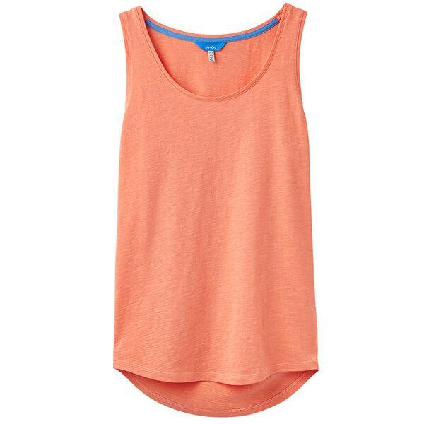Joules Bo Orange Jersey Vest