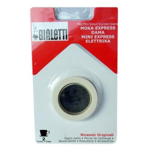 Bialetti 2 Cup Washer / Filter Set