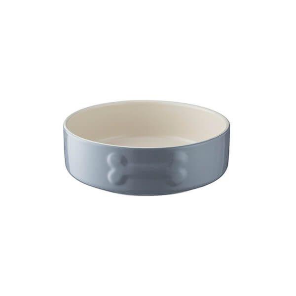 Mason Cash Colour Mix 15cm Grey Dog Bowl