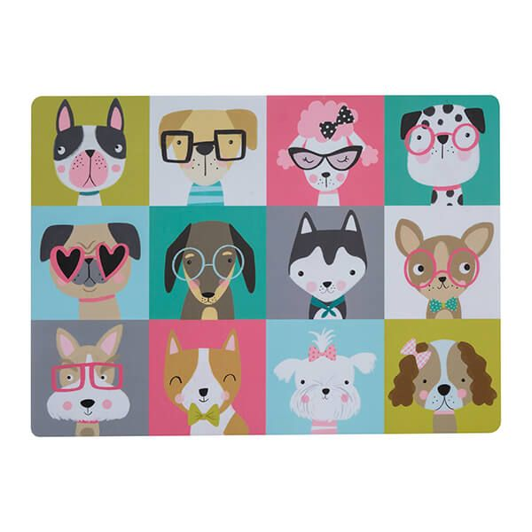Mason Cash Pawtrait Dog Placemat