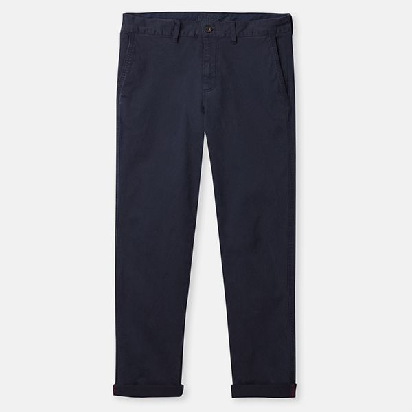 Joules French Navy Laundered Slim Fit Chinos