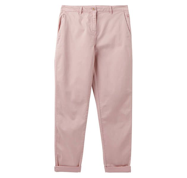 Joules Hesford Pink Oxford Chinos