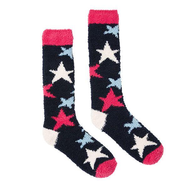 Joules Fabulously Fluffy Socks