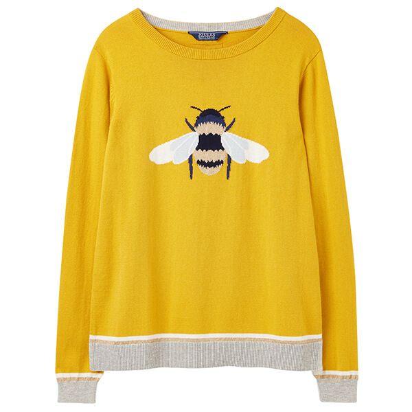 Joules Queen Bee Miranda Crew Neck Size 18