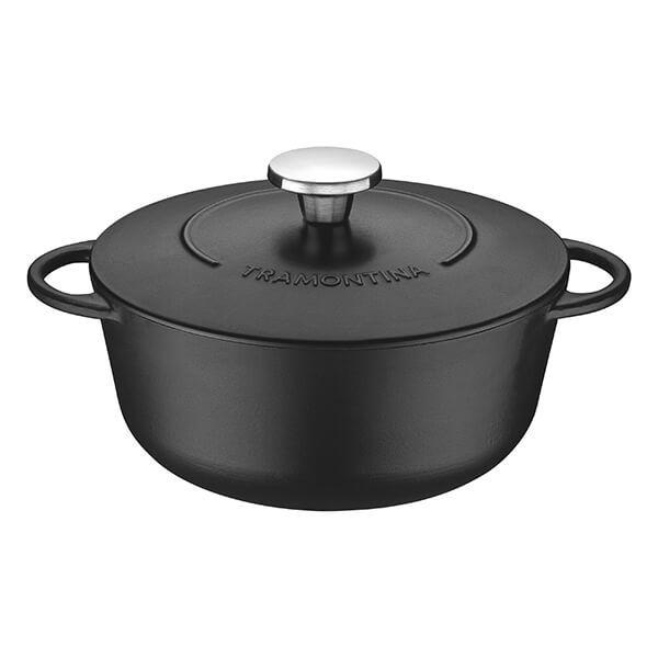 Tramontina Trento 28cm Enamel Cast Iron Casserole Dish