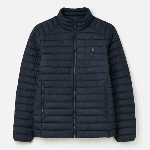Joules Marine Navy Go To Padded Jacket