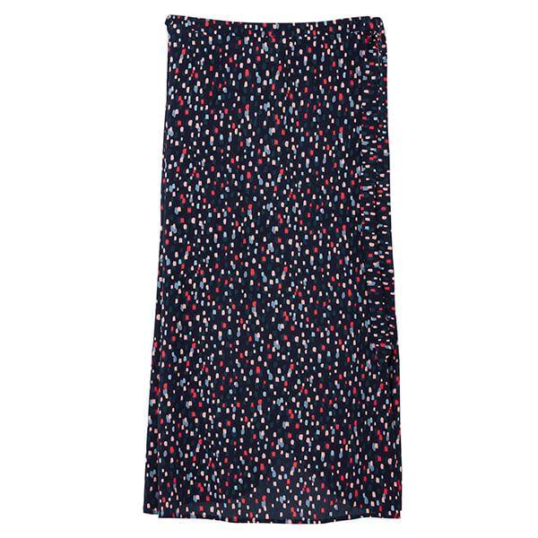 Joules Alissa Tie Side Wrap Skirt