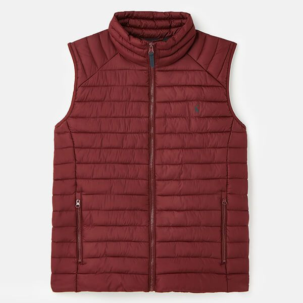 Joules Port Go To Lightweight Barrel Gilet