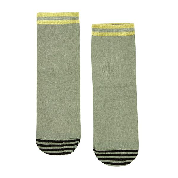 Joules Khaki Star Brill Bamboo Embroidered Socks Size 4-8