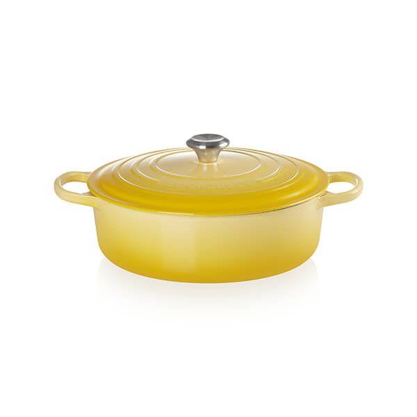 Le Creuset Soleil Signature Cast Iron 30cm Risotto Pot
