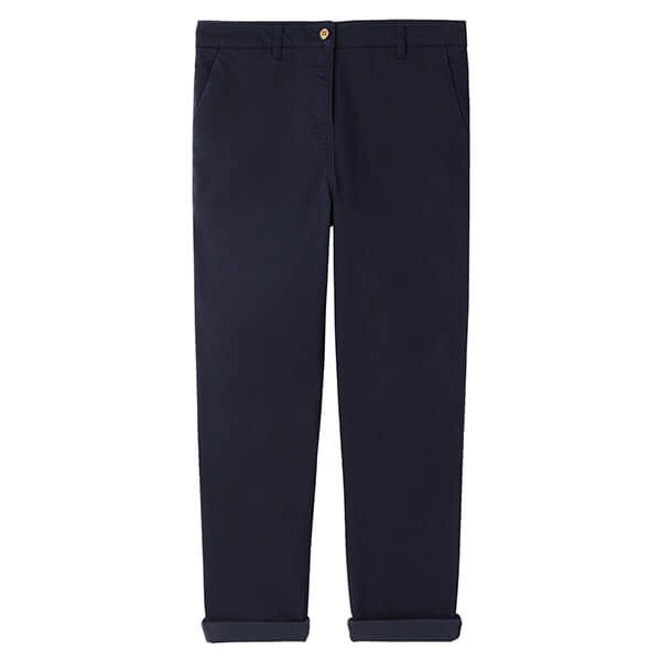 Joules French Navy Hesford Cropped Chinos