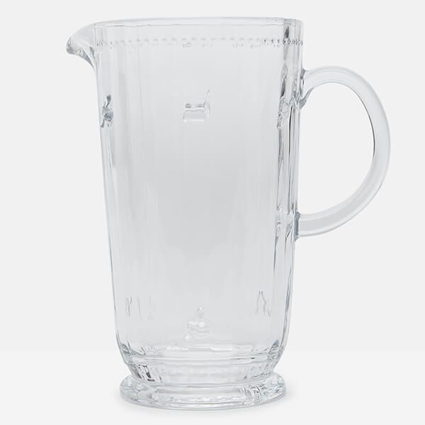 Joules Bees Glass Jug