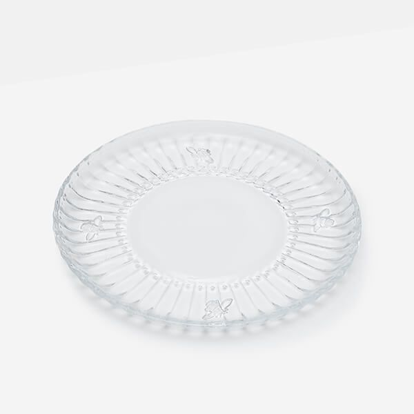 Joules Bees Glass Side Plate