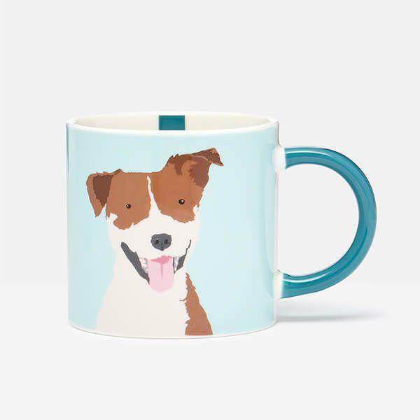 Joules Dog Blue Mug