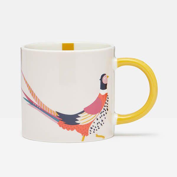 Joules Pheasant Mug