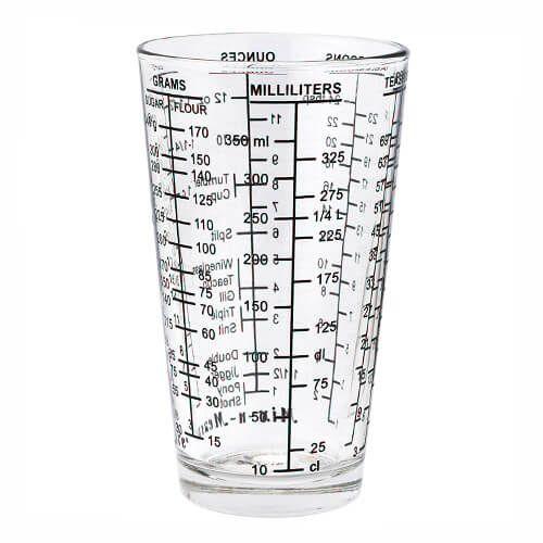Eddingtons 12oz Mix n Measure