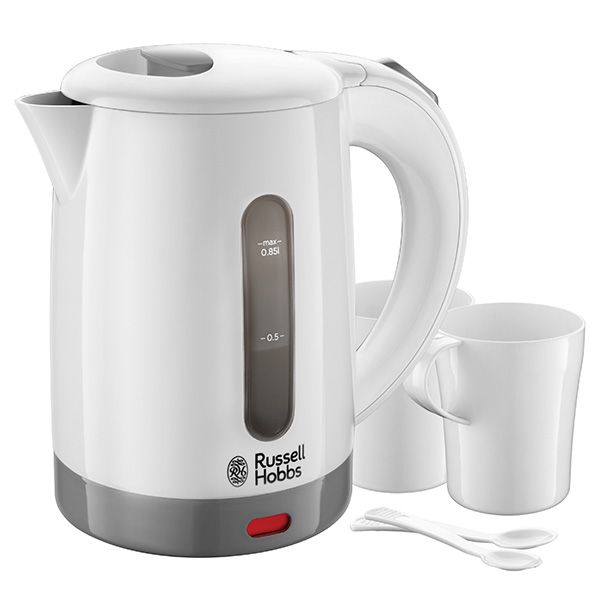 Russell Hobbs Travel/Compact Kettle White