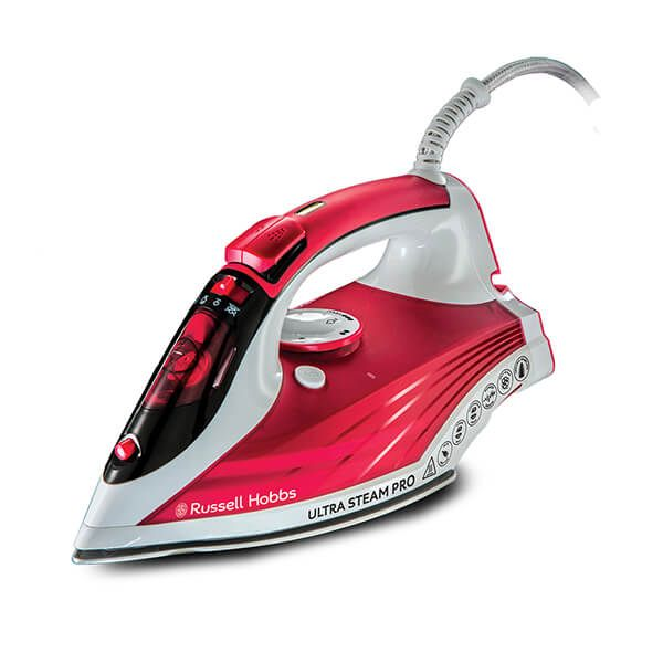 Russell Hobbs 2600W Ultra Steam Pro Iron