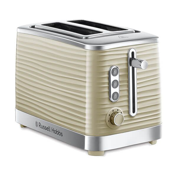 Russell Hobbs 2 Slice Inspire Toaster Cream
