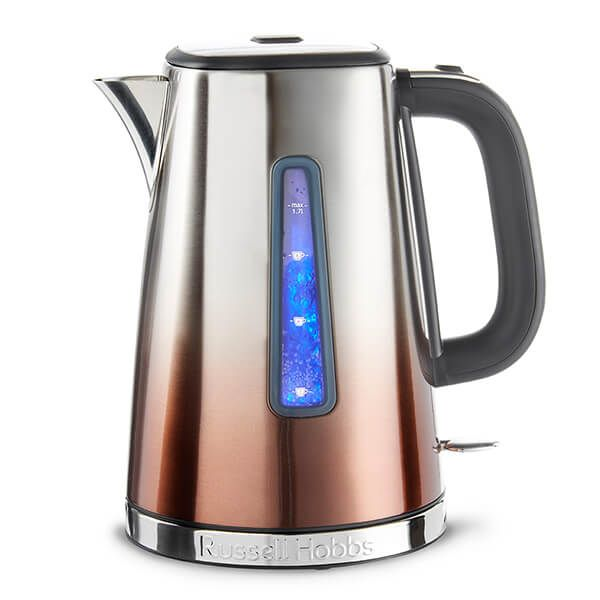 Russell Hobbs Eclipse Copper Sunset Kettle