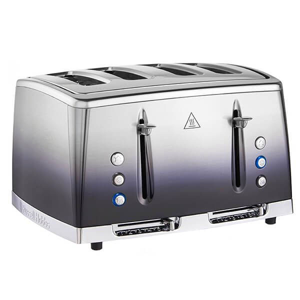 Russell Hobbs Eclipse Midnight Blue 4 Slot Toaster