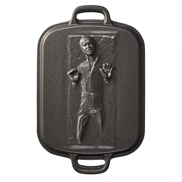 Le Creuset Han Solo Carbonite Signature Roaster