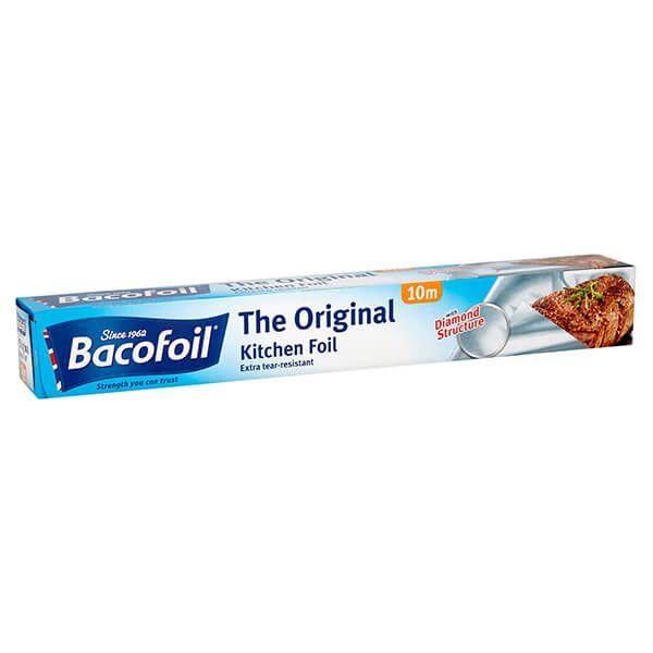 Bacofoil The Original Kitchen Foil - 30cm x 10m