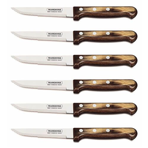 Tramontina Polywood Set of 6 5