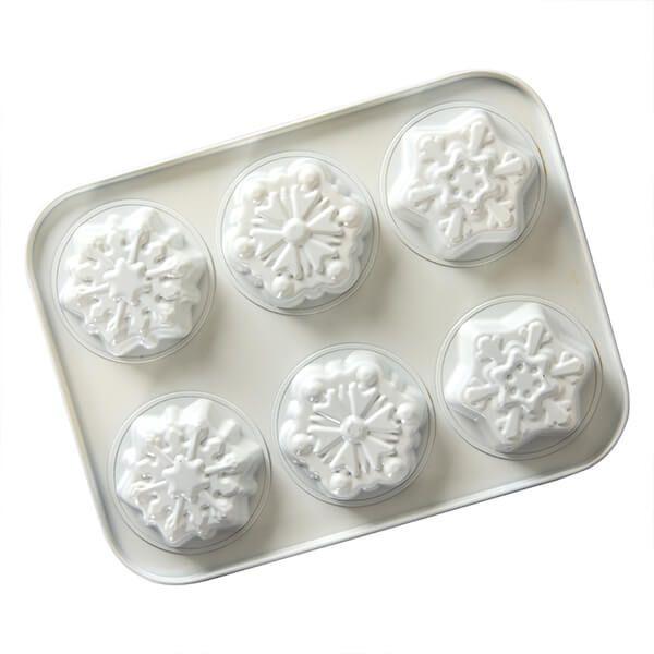 Disney Frozen 2 - Snowy Day Formed Mini Cake Pan