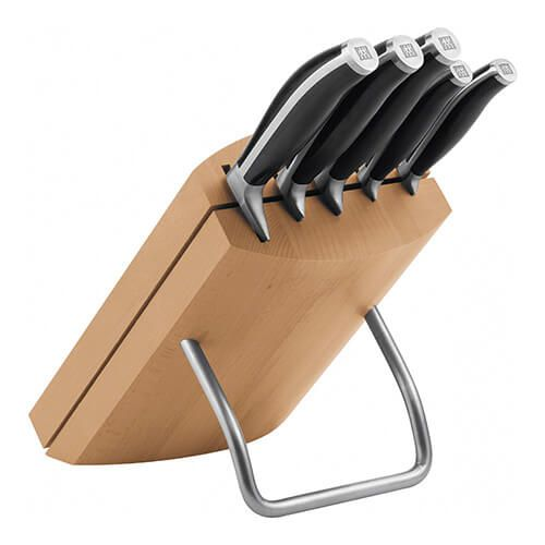 Henckels Twin Cuisine 6 Piece Knife Block Set