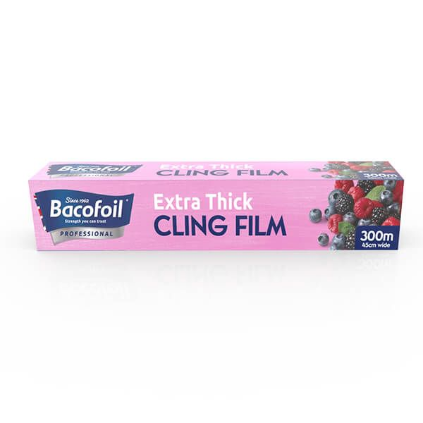 Bacofoil Professional Extra Thick Cling Film