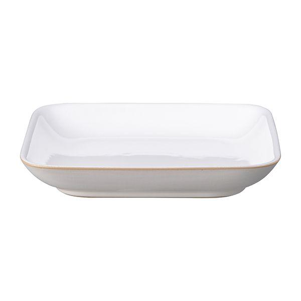 Denby Natural Canvas Medium Square Plate
