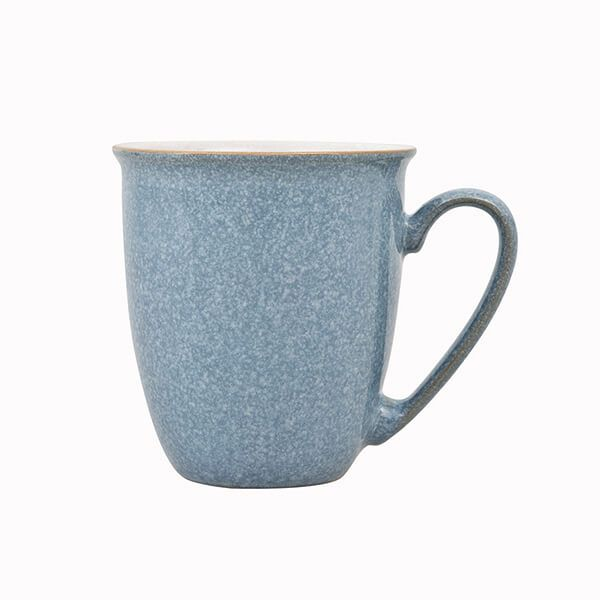 Denby Elements Blue Coffee Beaker/Mug