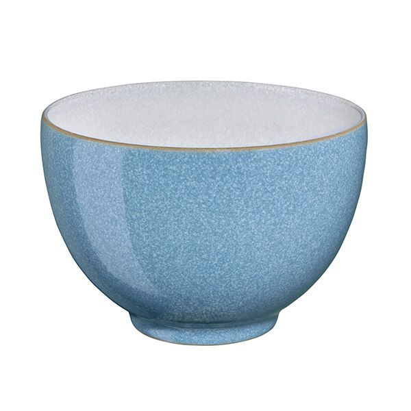 Denby Elements Blue Deep Noodle Bowl