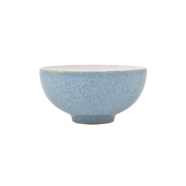 Denby Elements Blue Rice Bowl