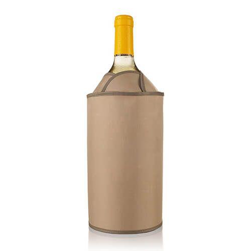 Vacu Vin Active Cooler Wine Tulip Cream