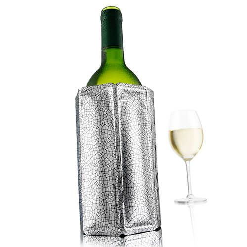 Vacu Vin Active Wine Cooler Silver