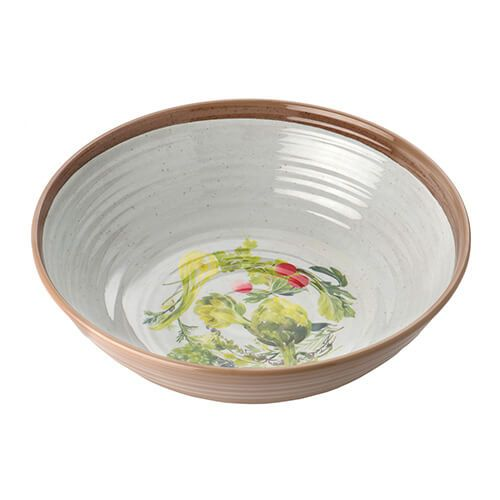 Epicurean Melamine Alfresco Large Salad Bowl