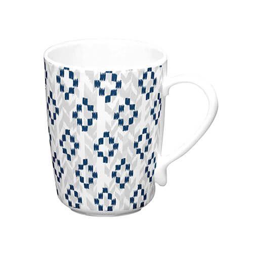 Epicurean Melamine Kyoto Diamond Mug