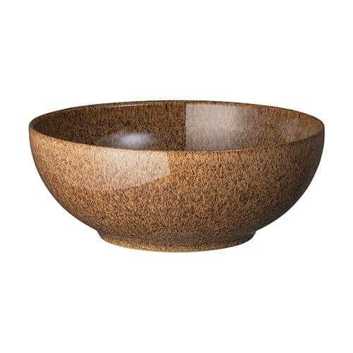 Denby Studio Craft Chestnut Cereal Bowl