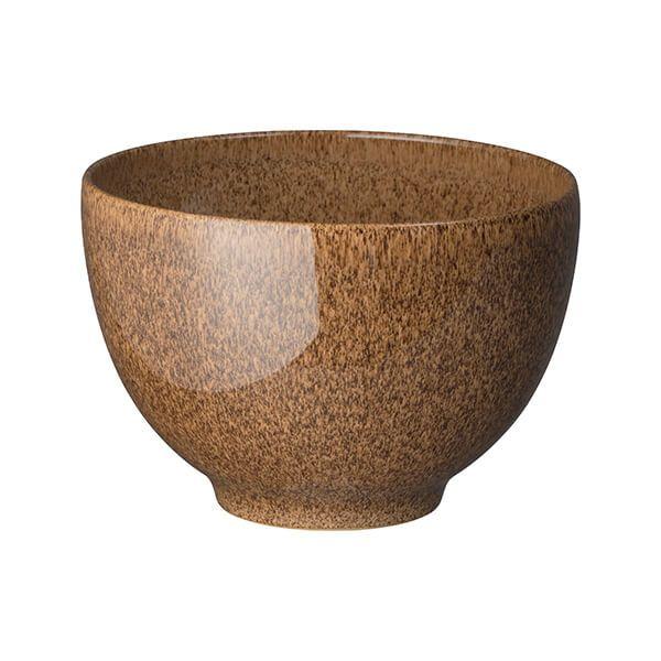 Denby Studio Craft Chestnut Deep Noodle Bowl