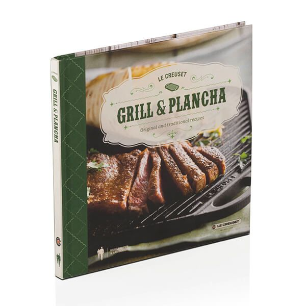 Le Creuset Grill And Plancha Cook Book