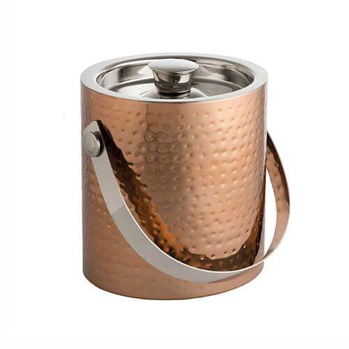 Epicurean Barware Copper Ice Bucket