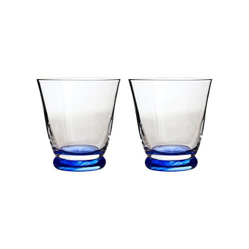 Denby Imperial Blue Small Tumbler Pack Of 2